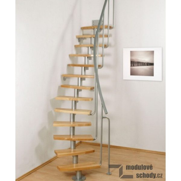 Mlynářské schody Atrium Mini Plus