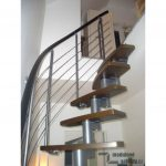 Modulove mlynarske schody Atrium Mini Plus Rail_samonosne schodiste_2