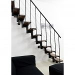 Modulove schody Minka Black Walnut_12