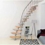 Modulove schody Minka Comfort_se_zatocenim_4