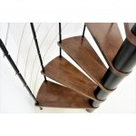 Modulove točité schody Minka Venezia Black Walnut_6