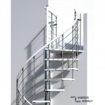 Modulove tocite schody Minka Venezia white_samonosne schodiste_3