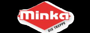 Schodiště Minka - logo